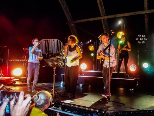 Crusol Festival: ZAZ & BDA