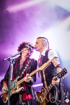 Joe Perry i Johnny Depp