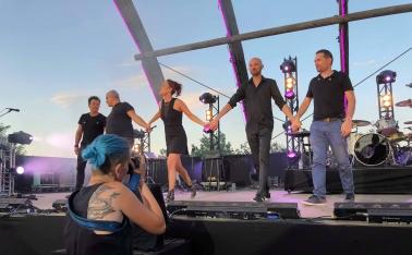 Crussol Festival (Francja) - ZAZ