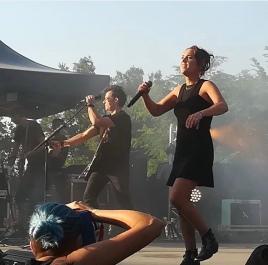 Crussol Festival (Francja)