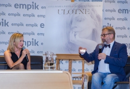 Anna Maria Jopek i Piotr Metz - EMPiK