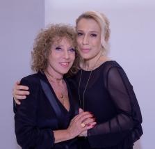 Alicja Majewska i Aga Zaryan