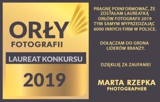 2019 LAUREATKA ORŁÓW FOTOGRAFII